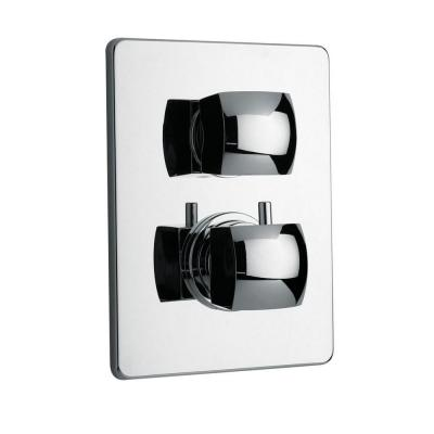 Lady Thermostatic Shower Valve in Chrome
