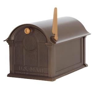 Balmoral Bronze Mailbox