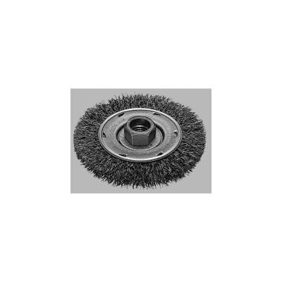 4 in. Stainless-Steel Twist Knot Cable Wheel