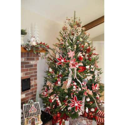 7 ft. to 7.5 ft. Freshly Cut Fraser Fir Live Christmas Tree