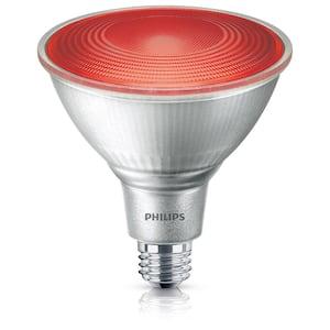90-Watt Equivalent PAR 38 LED Flood Red