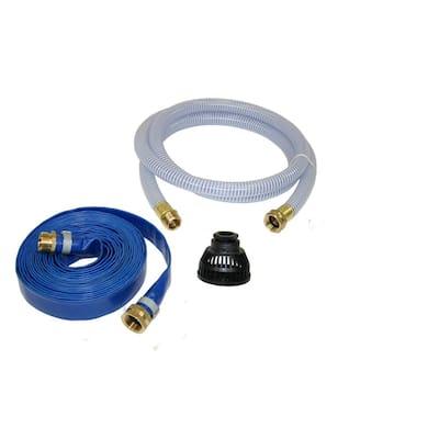 1 in. Water Pump Hose Kit