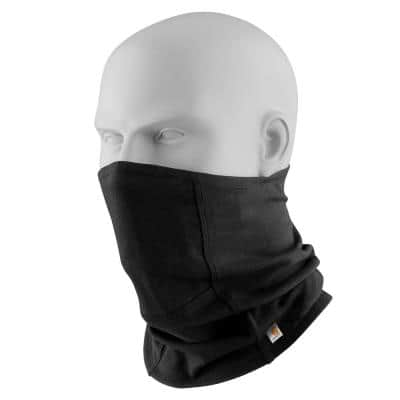 Men's OFA Black Cotton/Spandex Blend Filter PKT Gaiter