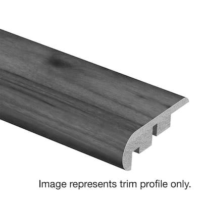 Glazed Oak / Soft Oak Glazed 3/4 in. Thick x 2-1/8 in. Wide x 94 in. Length Laminate Stair Nose Molding