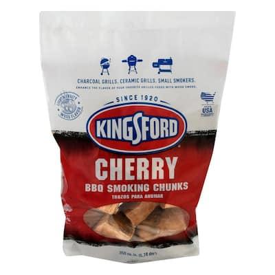 350 cu. in. BBQ Cherry Wood Chunks