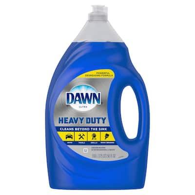 Platinum 56 oz. Heavy-Duty Degreasing Dishwashing Liquid