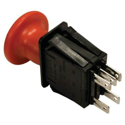 PTO Switch for Ariens EZR 1540, 1542, 1648, 1742, 1842, 2048 and most Zooms 00522100, 01545600