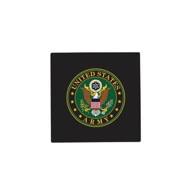 8 in. x 8 in. U.S. Army Metal Sign