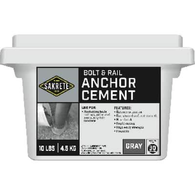 10 lb. Anchor Cement