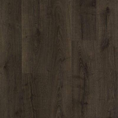 Outlast+ Waterproof Vintage Tobacco Oak 10 mm T x 7.48 in. W x 47.24 in. L Laminate Flooring (19.63 sq. ft. / case)
