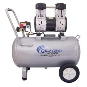 15 Gal. 2.0 HP Ultra Quiet and Oil-Free Air Compressor