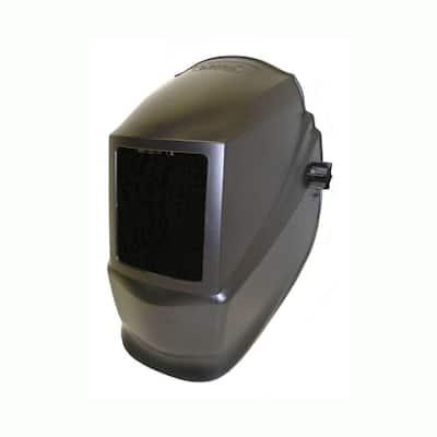Basic Welding Helmet with No. 10 Lens (4-1/2 in. x 5-1/4 in. Viewing Area)