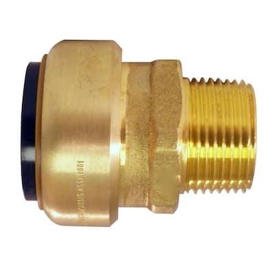 "brass fitting 1/""1//2ig x 1/""1//4ag SLEEVE REDUCED Socket Nipple"