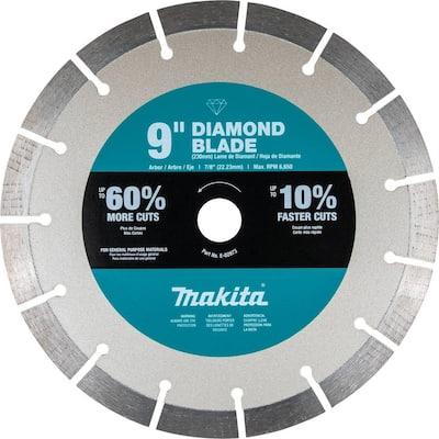9 in. Ultra-Premium Plus Diamond Blade, Segmented, General Purpose