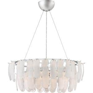 Joyce 6-Light Polished Chrome Pendant