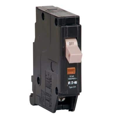 CH 30 Amp 1-Pole Circuit Breaker with Trip Flag