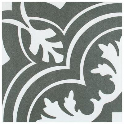Take Home Tile Sample - Twenties Classic 7-3/4 in x 7-3/4 Ceramic