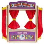 Wooden Puppet Theater