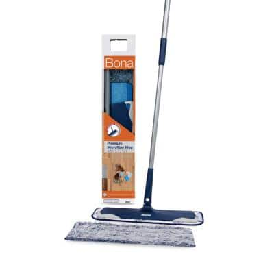 Premium Microfiber Hard Surface Mop and Duster