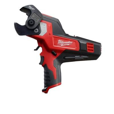 M12 12-Volt Lithium-Ion Cordless 600 MCM Cable Cutter (Tool-Only)