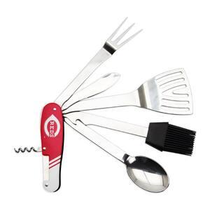 Cincinnati Reds BBQ Multi-Tool