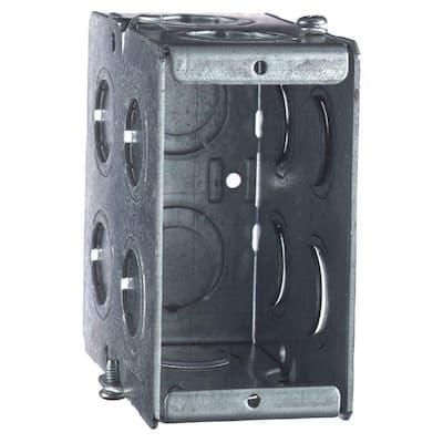 1-Gang 22 cu. in. Masonry Box (Case of 20)