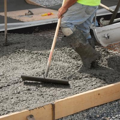 Concrete Mover with Rebar Hook