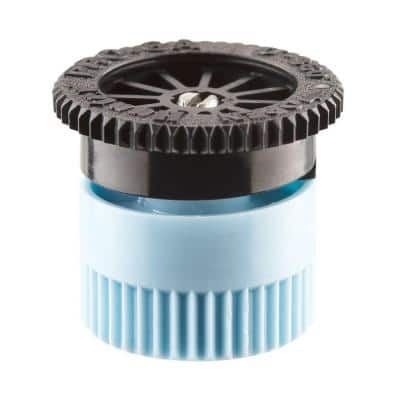 Pro Adjustable Arc Spray Nozzle for Rotating Sprinkler Systems with 6 ft. Radius