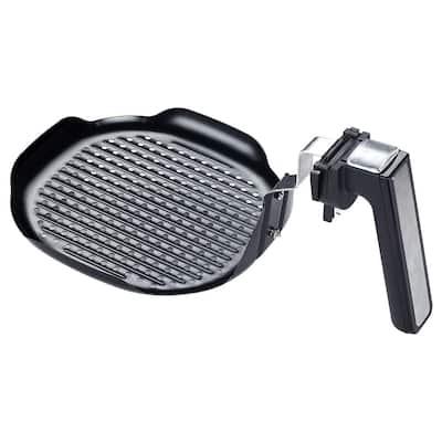 Air Fryer Grill Pan Fits fits GoWISE USA 5.8 Qt Air Fryers (GW22731, GW22735, GW22745, GW22746)