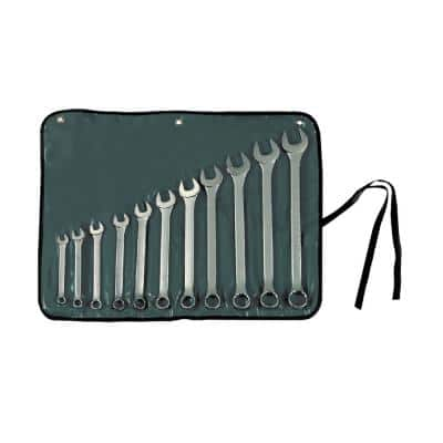 Combination Wrench Set (11-Piece)