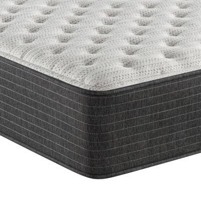 BRS900 11.75 in. California Extra Firm Mattress with 6 in. Box Spring