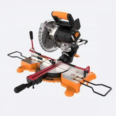 Power Share 20-Volt 7-1/4 in. Sliding Miter Saw with Clamping Feature (Tool-Only)