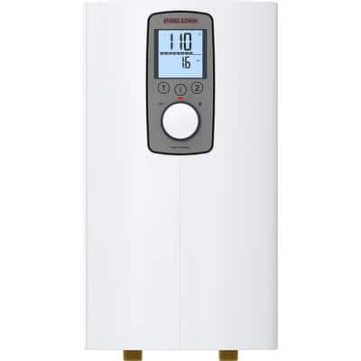 DHX 15-2 Plus Self Modulating & Advanced Flow Control 14.4 kW 2.93 GPM Point-of-Use Tankless Electronic Water Heater