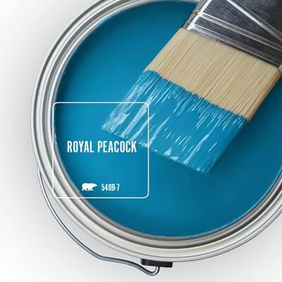 540B-7 Royal Peacock Paint