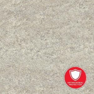 5 ft. x 12 ft. Laminate Sheet in Bainbrook Grey with HD Glaze Finish