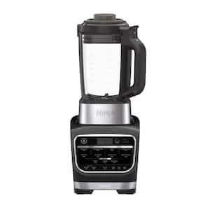 Foodi 64 oz. Single High Speed Black Cold and Hot Blender (HB152)