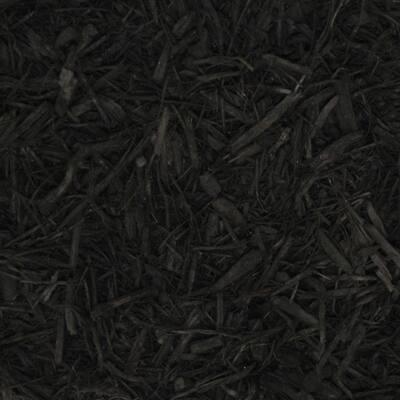 5 cu. yd. Black Landscape Bulk Mulch