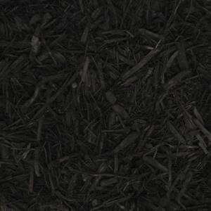 9 cu. yd. Black Landscape Bulk Mulch