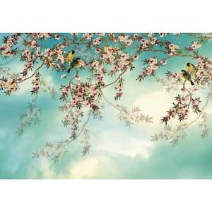 Sakura Wall Mural