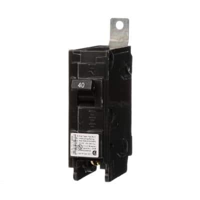 40 Amp 1-Pole 22 kA Type QPH Circuit Breaker