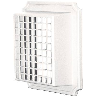 Exhaust Vent Small Animal Guard #001-White
