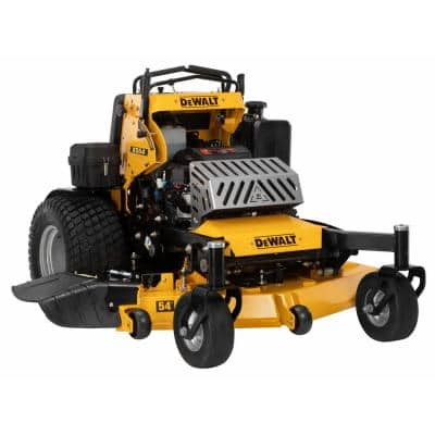 X554 Commercial 54 in. 26 HP Kawasaki V-Twin FT730v EFI Series Engine Stand-On Dual Hydro Gas Zero Turn Lawn Mower