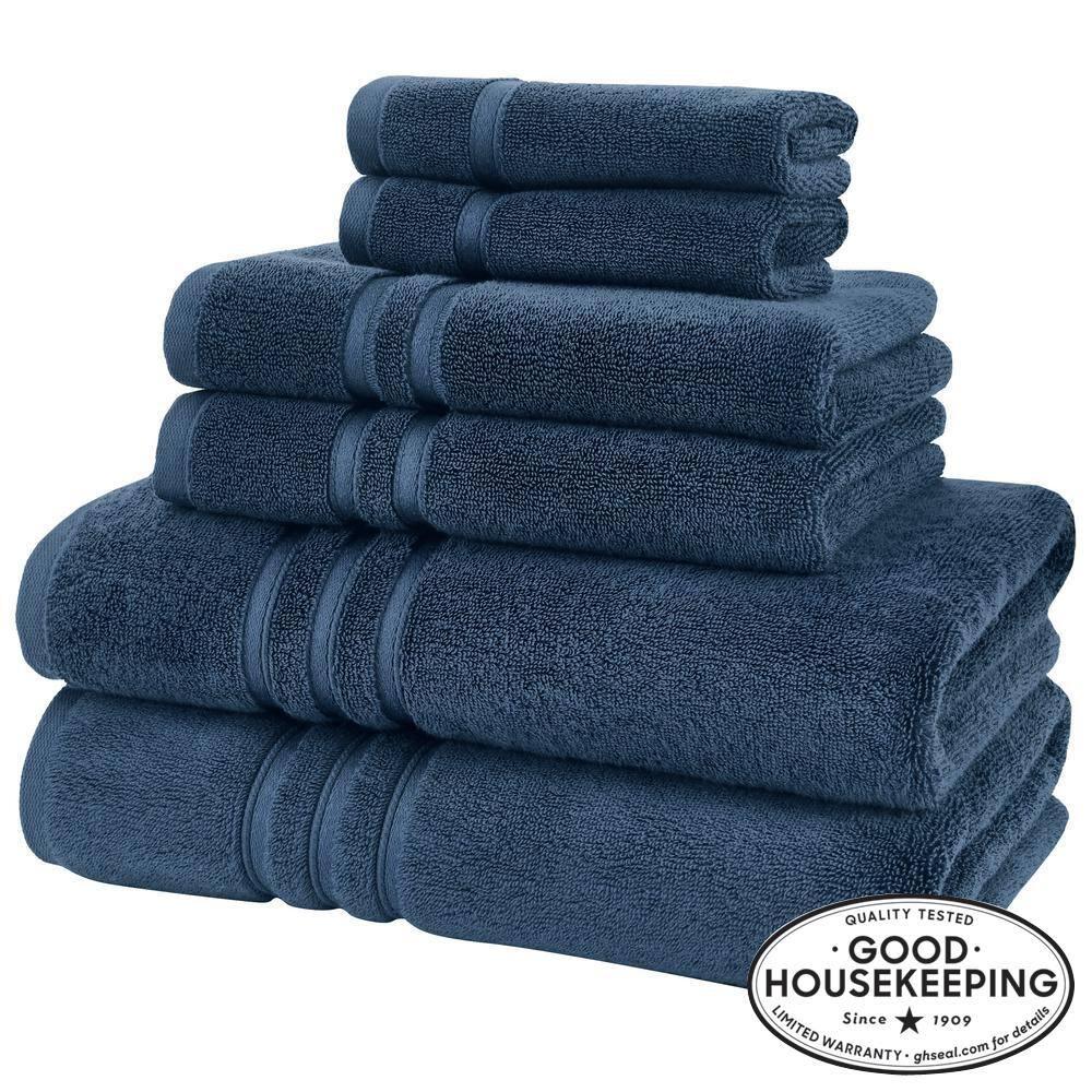 Hand Towel,Navy Blue Towel,Turkish Kitchen Towel,Tea Towel,Dish Towel,Turkish Towel,18x36,Kitchen Towel,Small Towel,M1-b\u00fcy\u00fckelmasH