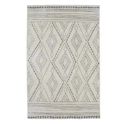 Nomad Vado Cream 8 ft. x 10 ft. Area Rug