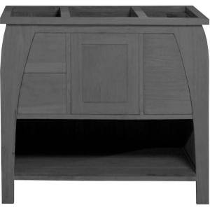 Tranquility 36 in. W Vanity in Gray