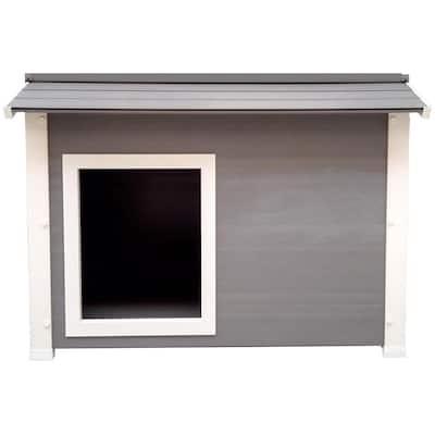 XL Insulated Dog House Canine Cabin II
