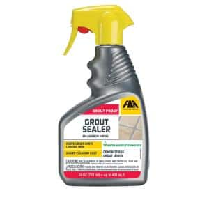 Grout Proof 24 oz. Tile and Stone Sealer