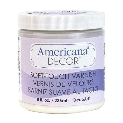 Americana Decor 8 oz. Soft Touch Varnish