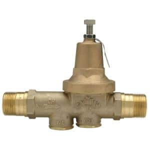 3/4 in. Bronze Pressure Reducing Valve
