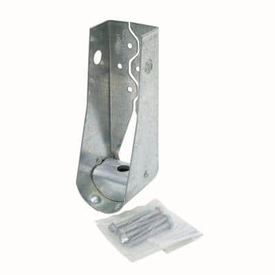 HDU 8-11/16 in. Galvanized Predeflected Holdown with Strong-Drive SDS Screws